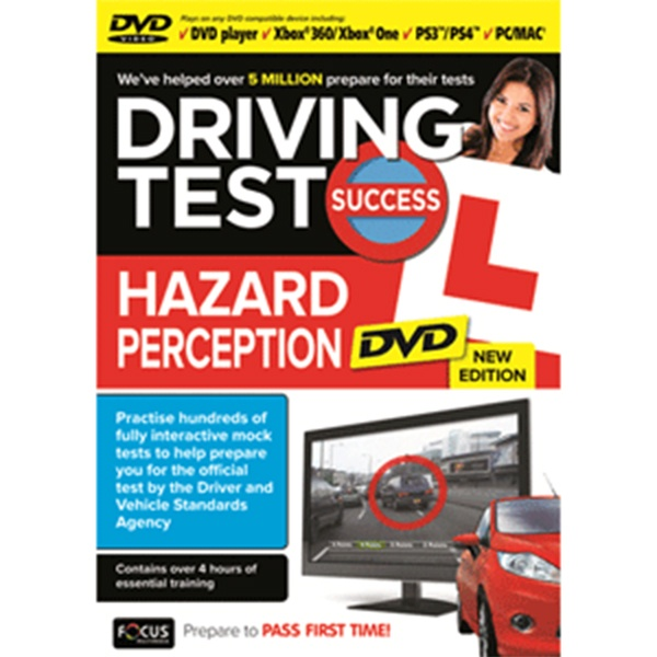 DTS Hazard Perception DVD Video