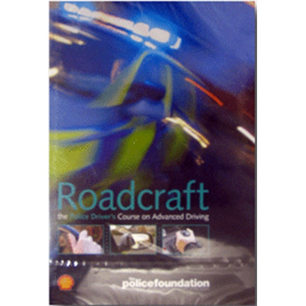 Roadcraft The Police Drivers Course on Advanced Driving DVD