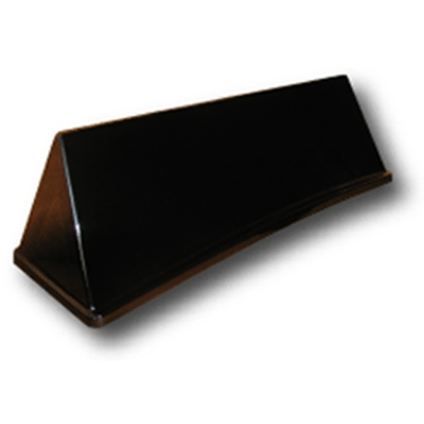 Black Mini-Rover Roof Sign - Blank