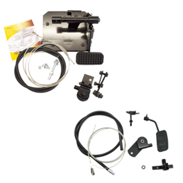 FAST LHD Brake and Accelerator Kit