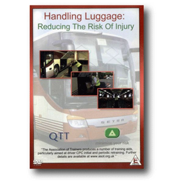 Handling Luggage - Reducing Risk of Injury DVD