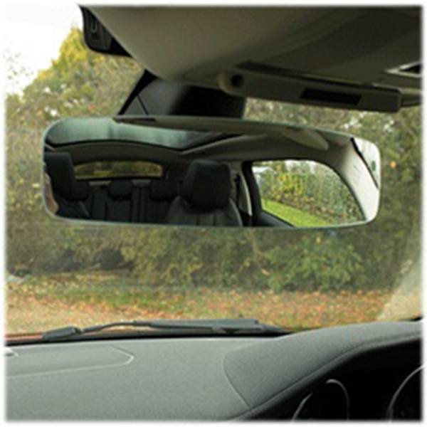 Large Panoramic Rear View Mirror