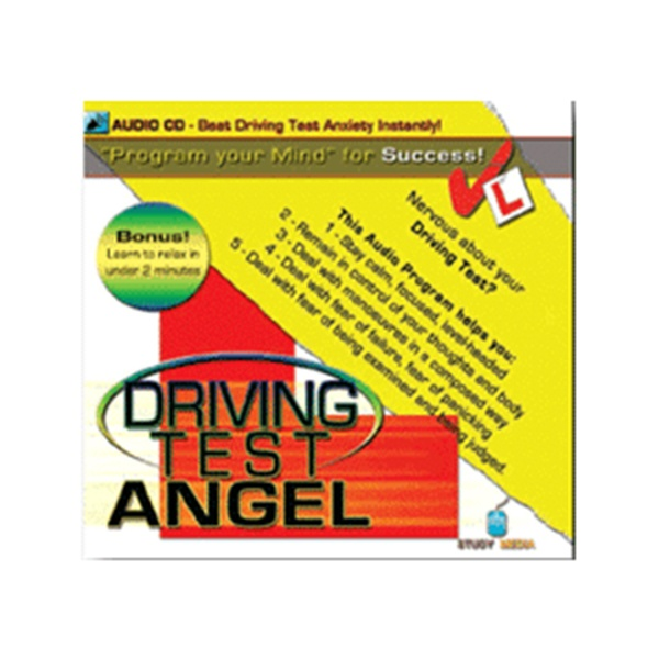 DRIVING TEST ANGEL Audio CD